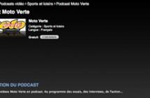 Podcast Moto Verte